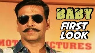 BABY Movie First Look RELEASES | Akshay Kumar