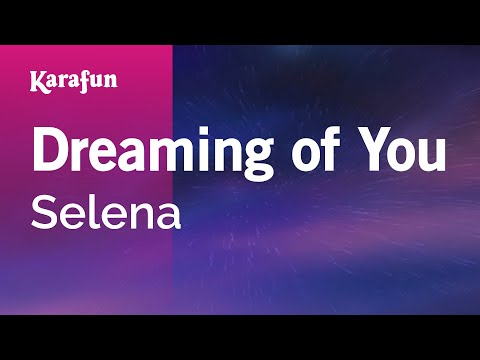 Karaoke Dreaming Of You - Selena *