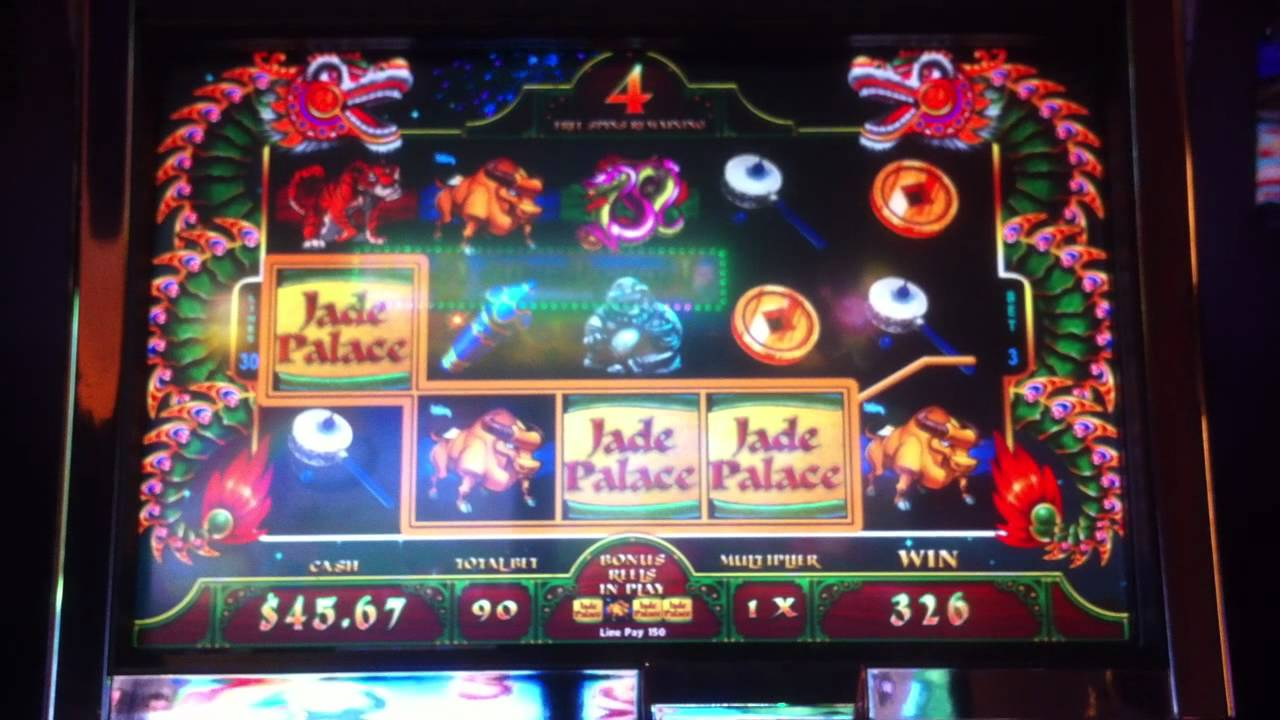 Jade palace slots