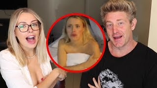 REACTING TO OUR MOST EMBARRASSING MOMENTS!!