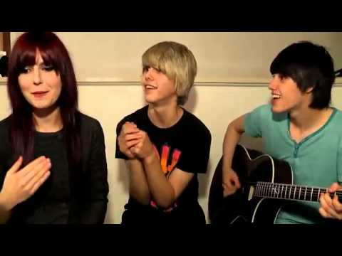 Whos Laughing Now   Jessie J Cover By The Fergies) video