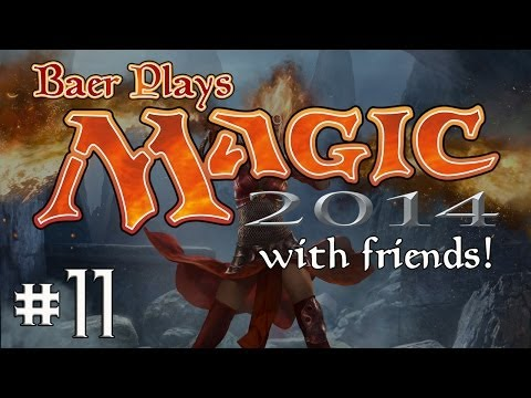 Baer Plays Magic 2014 (Pt. 11) - Superbowl Spectacular!