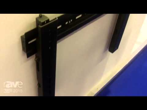 ISE 2015: Newstar Presents Tablet Stand and Mounts for Multiple Screens and Flexible Movement