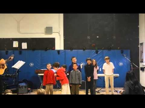 Happy Holidays from the Stanbridge Academy elementary students - 01/07/2014