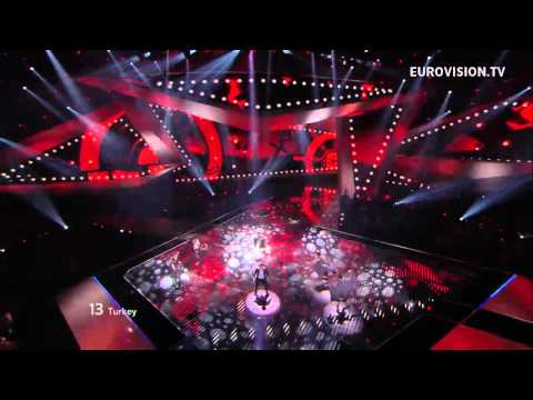 Can Bonomo - Love Me Back - Live - 2012 Eurovision Song Contest Semi Final 2