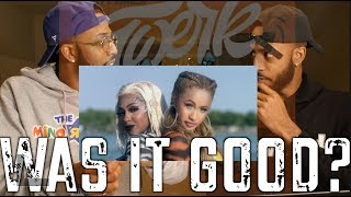 """CITY GIRLS FEAT CARDI B. """"TWERK"""" OFFICIAL VIDEO 