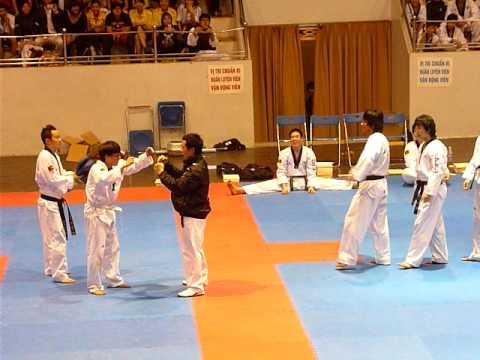 Taekwondo Show - Trịnh Hoài Đức Stadium (2) video