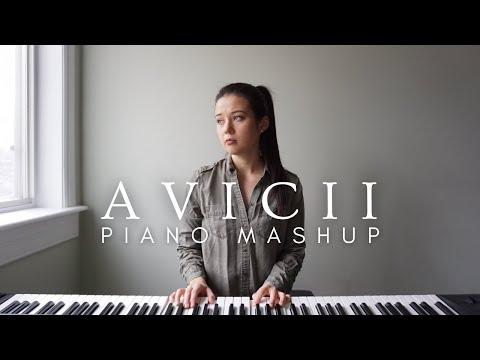 Avicii Piano Mashup 4.20.2021 | keudae piano arrangement