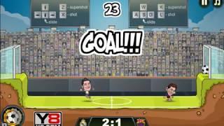 Football Legenls || ( Ronaldo Vs Messi ) - Ai Mới Là Vua Phá Lưới