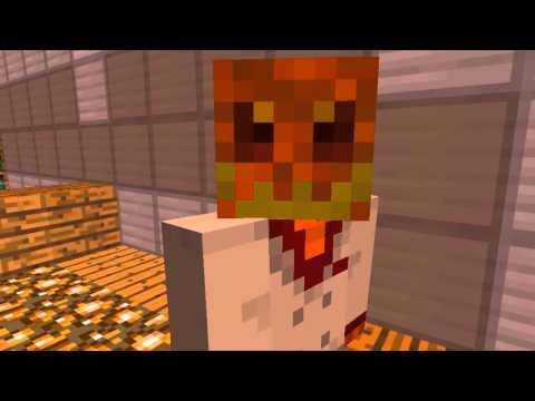 Minecraft Jak uvařit GoGa