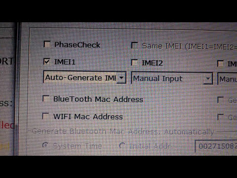 How to Repair any IMEI with software
