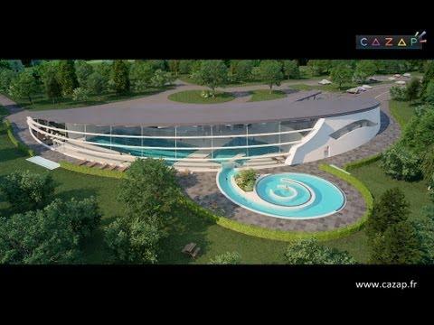Galea centre de loisirs rethel youtube for Horaire piscine rethel
