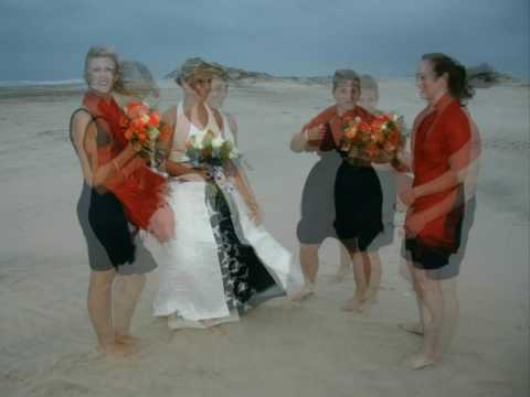 Beach Wedding on South Padre Island TX