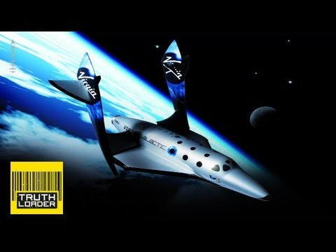 Virgin Galactic's maiden flight - Truthloader Investigates