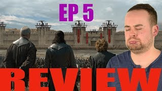 "Game Of Thrones - Season 8 Episode 5 Review - ""The Bells"""
