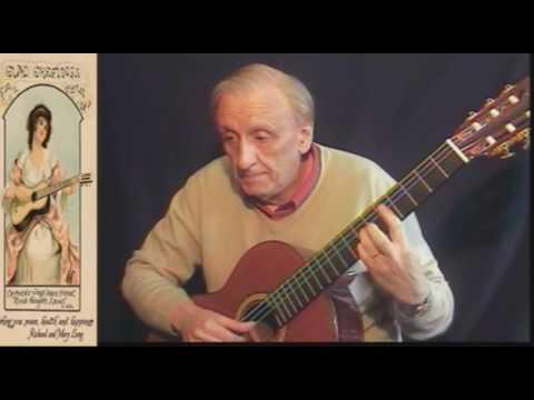 Fernando Sor - Study No 5 Opus 31