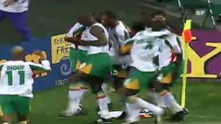 France-Senegal opening match world cup 2002