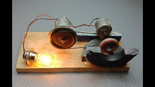 FREE ENERGY GENERATOR TO 12 V - NEW TECHNOLOGY NEW ELECTRICITY PROJECT