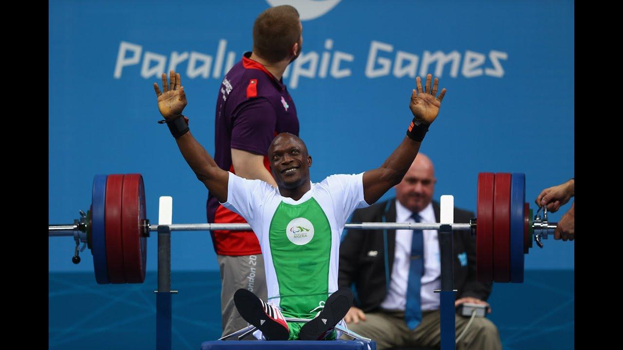 Powerlifting Men S 48 Kg London 2012 Paralympic Games