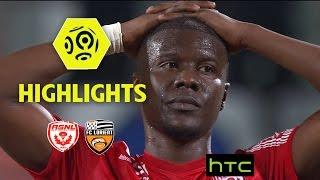 AS Nancy Lorraine - FC Lorient (2-3) - Highlights - (ASNL - FCL) / 2016-17