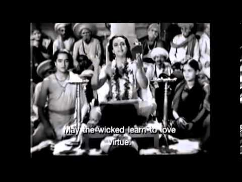 Sant Dnyaneshwar 1940) Full Movie video