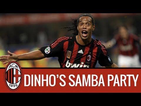 La samba di Dinho!