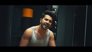 Get Behind the Scenes with Varun Dhawan | Training for ZAFAR
