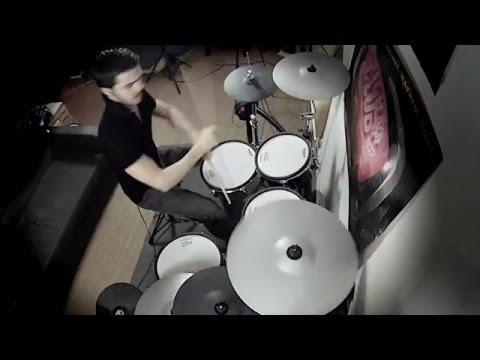 Rihanna - Diamonds - Drum REMIX By Adrien Drums