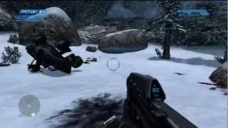 Halo: Combat Evolved Anniversary Campaña (Misión 5) Asalto a la Sala de Control