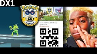 I officially registered for Pokemon GO Fest + Do multi account users have an advantage?