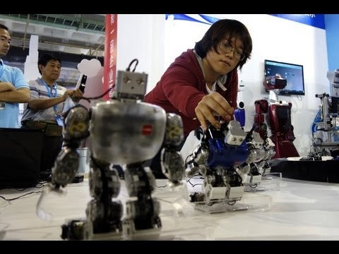 High tech expo opens in Beijing