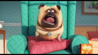 The Secret Life of Pets: ALL Trailers - 2016 Animation
