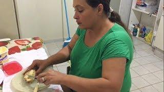 TOMANDO CAFÉ DA MANHÃ SIMPLES