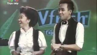 Cap Doi Hoan Hao - Cap Doi Hoan Hao - Tuan 3 - Doan Trang ft Tran Thanh - Born this way