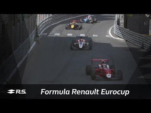 Formula Renault Eurocup 2017 - Pau - Race 1