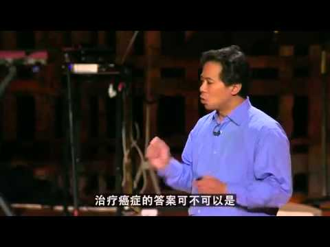 TED Dr William Li on Cancer Prevention with Anti Angiogenesis