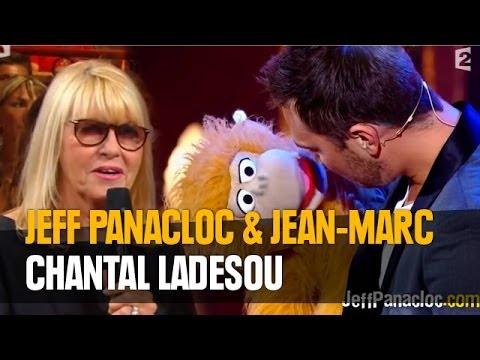 Jeff Panacloc et Jean-Marc au grand cabaret avec Chantal Ladesou