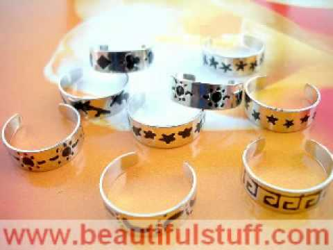 Wholesale Toe Rings Anklets Foot Jewelry.mpg Video