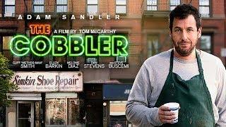 The Cobbler International TRAILER (2014) Adam Sandler Movie HD