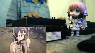 """Sword Art online 2 OP """"Ignite - Eir Aoi"""" Synth cover"""