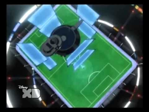 Galactik Football - S01e24- Het Duel Nl Dub video