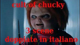 cult of chucky 3 scene doppiate in italiano