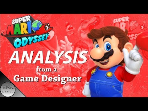 Why Mario Odyssey is More like 3D World than Mario 64, Sunshine, or Galaxy|Review of Design(REMAKE)