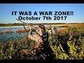 Opening Day Public Duck Hunting Mayhem!! Kansas Early Zone 2017