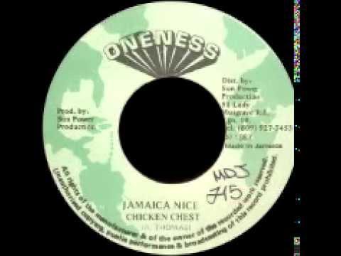 John Peel's Chicken Chest - Jamaica Nice