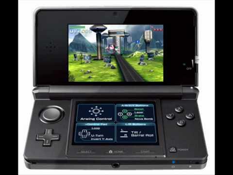 nintendo 3DS caracteristicas y juegos (loquendo)