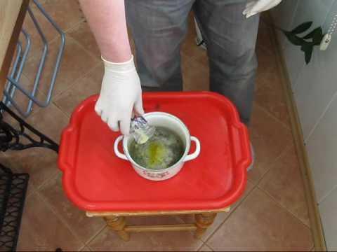 Как почернить латунь в домашних условиях