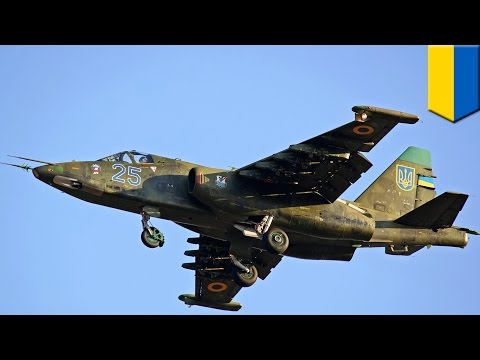 Ukraine: Two fighter jets shot down near MH-17 crash site
