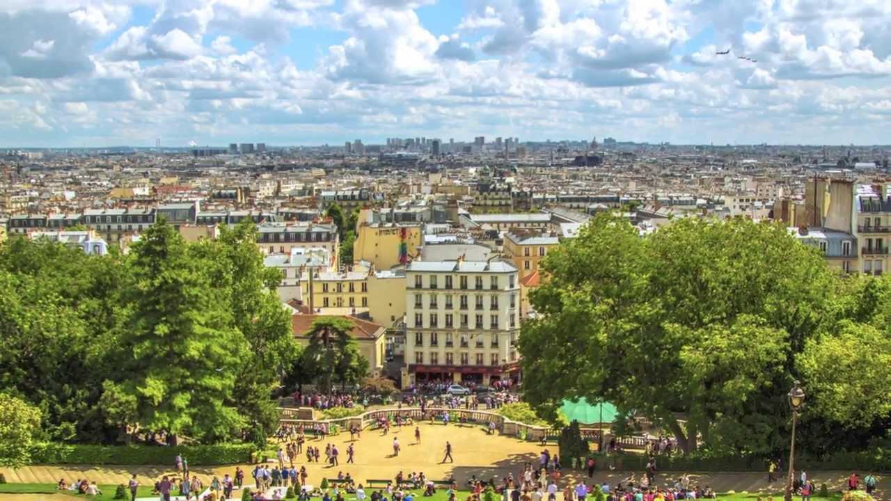 Видео о Париже — смотреть видео о Париже