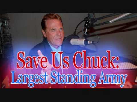 Save Us Chuck - Largest Standing Army